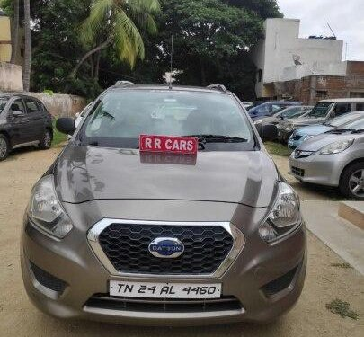 Used 2017 GO Plus T  for sale in Coimbatore