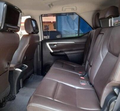 Used 2016 Fortuner 4x4 AT  for sale in Chennai