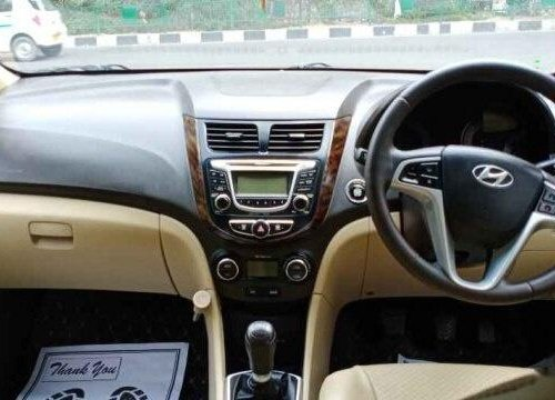 Used 2015 Verna 1.6 CRDi SX  for sale in New Delhi