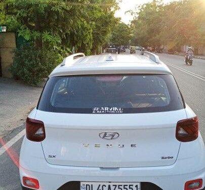 Used 2020 Venue SX Plus Turbo DCT  for sale in New Delhi