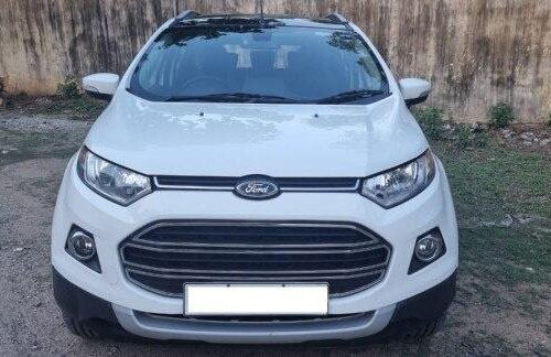 Used 2017 EcoSport 1.5 TDCi Platinum Edition  for sale in Chennai