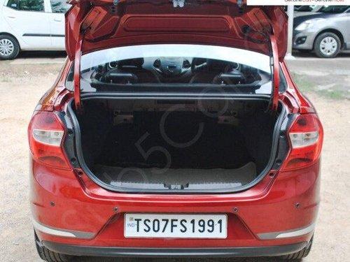 Used 2017 Figo Aspire  for sale in Hyderabad