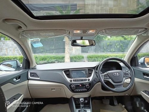 Used 2019 Verna VTVT 1.6 AT SX Plus  for sale in New Delhi