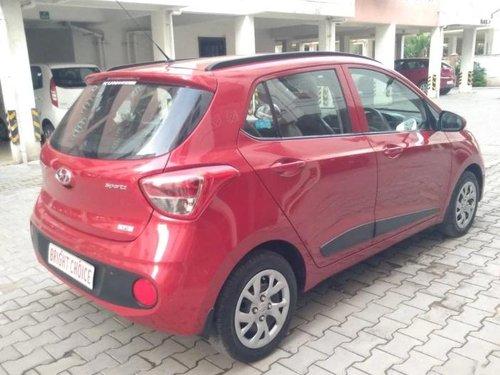 Used 2018 Grand i10 1.2 Kappa Sportz  for sale in Chennai