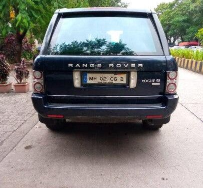 Used 2012 Range Rover 3.6 TDV8 Vogue SE Diesel  for sale in Mumbai