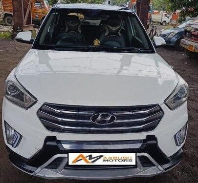 Used 2015 Creta 1.6 CRDi SX  for sale in Kolkata