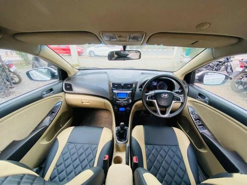 Used 2012 Verna 1.6 SX  for sale in Surat
