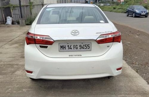 Used 2016 Corolla Altis G MT  for sale in Pune