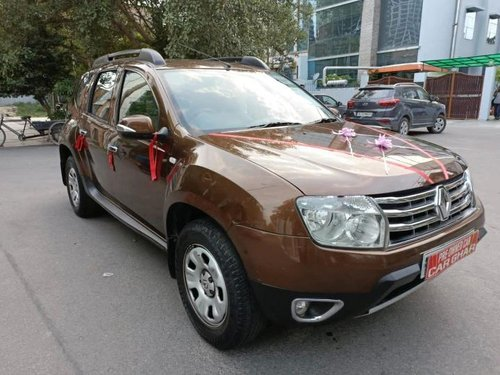 Used 2015 Duster 85PS Diesel RxL  for sale in Noida