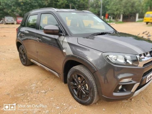 Used 2019 Vitara Brezza ZDi AMT  for sale in Hyderabad