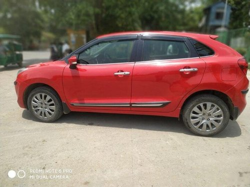 Used 2017 Baleno Alpha  for sale in Faridabad
