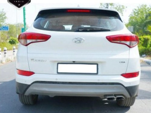 Used 2018 Tucson 2.0 e-VGT 2WD AT GL  for sale in New Delhi