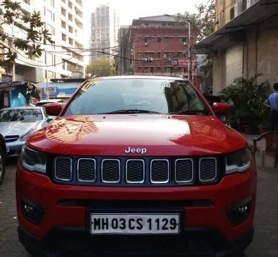 Used 2017 Compass 2.0 Limited Option  for sale in Nashik