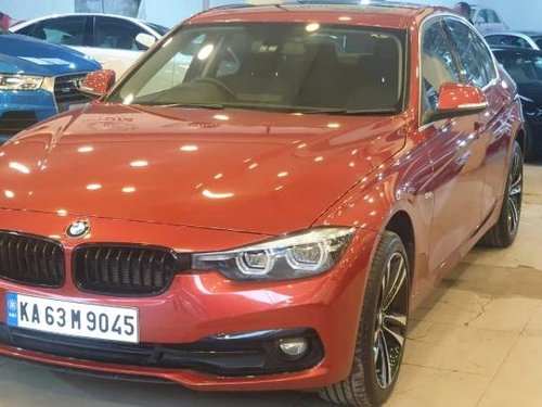 Used 2018 3 Series 320d Sport  for sale in Bangalore