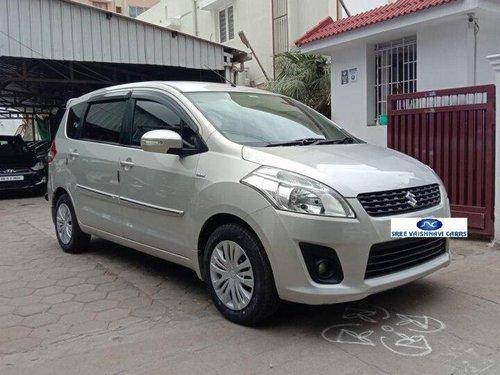 Used 2014 Ertiga VDI  for sale in Coimbatore