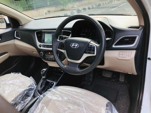 Used 2020 Verna SX Opt AT Diesel  for sale in New Delhi