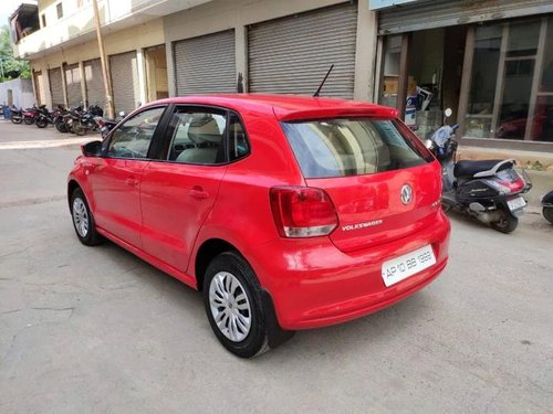Used 2012 Polo Diesel Trendline 1.2L  for sale in Hyderabad