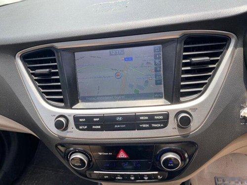 Used 2017 Verna CRDi 1.6 AT SX Plus  for sale in Ahmedabad
