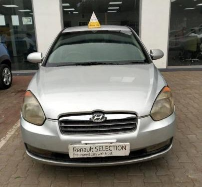 2010 Verna Transform VGT CRDi with Audio BS III  in Chennai
