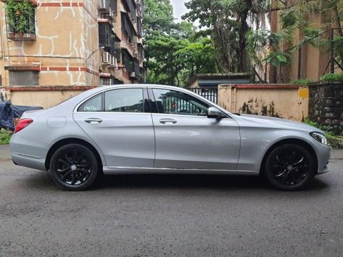 Used 2015 C-Class C 220 CDI Style  for sale in Mumbai
