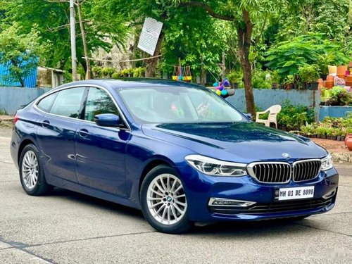 Used 2019 6 Series GT 630d Luxury Line  for sale in Mumbai