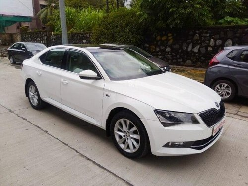 Used 2016 Superb LK 1.8 TSI AT  for sale in Mumbai