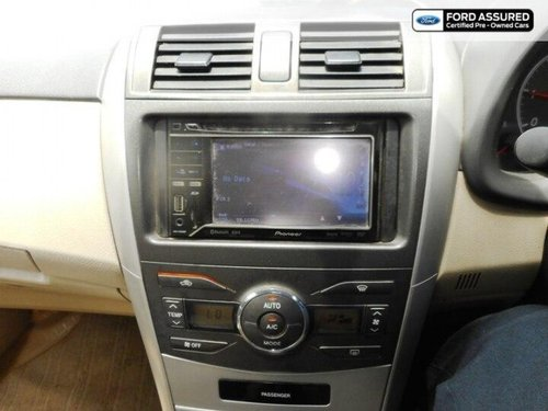 Used 2011 Corolla Altis Diesel D4DJ  for sale in Chennai