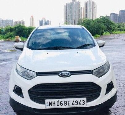 Used 2013 EcoSport 1.5 DV5 MT Ambiente  for sale in Thane