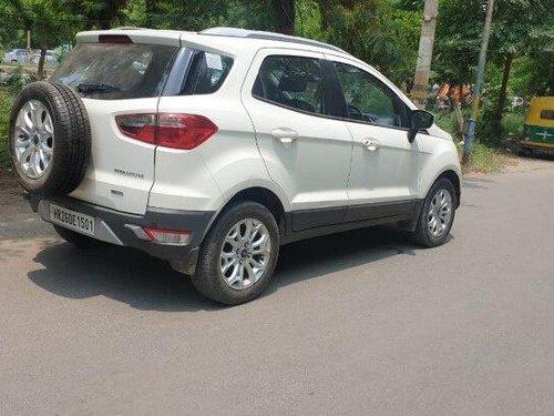 Used 2017 EcoSport 1.5 Petrol Titanium Plus  for sale in Gurgaon