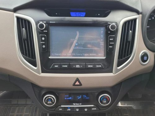 Used 2017 Creta 1.6 VTVT AT SX Plus  for sale in Ahmedabad