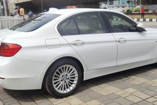 Used 2015 3 Series 320d Luxury Line  for sale in Bangalore