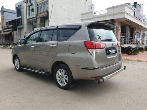 Used 2017 Innova Crysta 2.7 GX MT  for sale in Indore