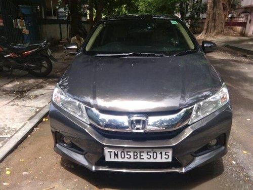 Used 2016 City i-VTEC CVT VX  for sale in Chennai