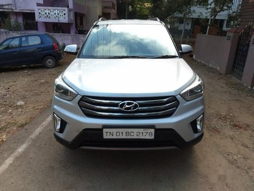 Used 2017 Creta 1.6 VTVT AT SX Plus  for sale in Chennai