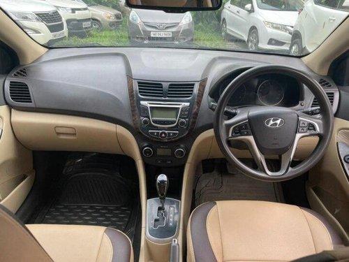 Used 2013 Verna 1.6 CRDi EX AT  for sale in Kolkata
