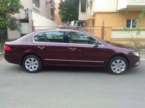 Used 2011 Superb 2.8 V6 AT  for sale in Chennai