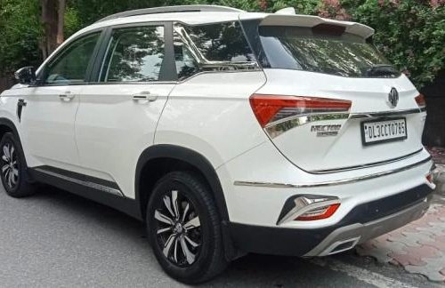Used 2020 Hector Plus Smart AT  for sale in New Delhi