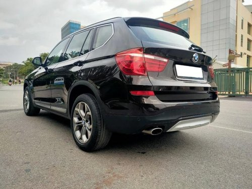 Used 2015 X3 xDrive 20d Luxury Line  for sale in Bangalore