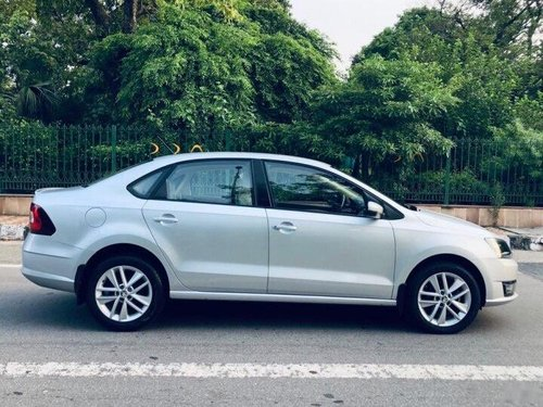 Used 2017 Rapid 1.6 MPI AT Ambition  for sale in New Delhi