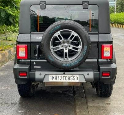 Used 2021 Thar LX 4-Str Hard Top AT  for sale in Mumbai
