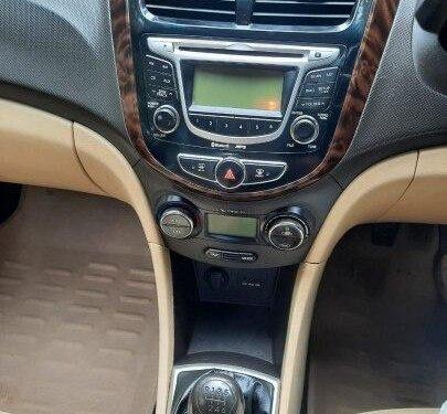 Used 2012 Verna 1.6 CRDi EX MT  for sale in Mumbai