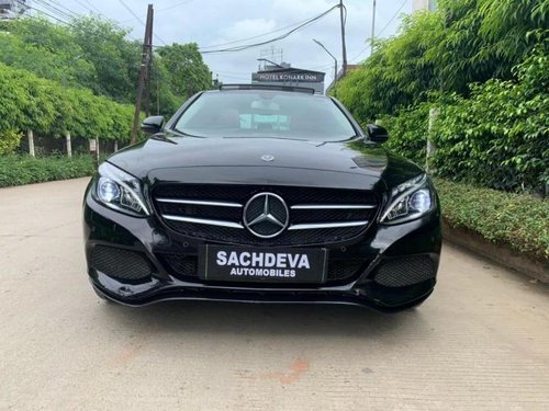 Used 2018 C-Class C 220 CDI Sport Edition  for sale in Indore