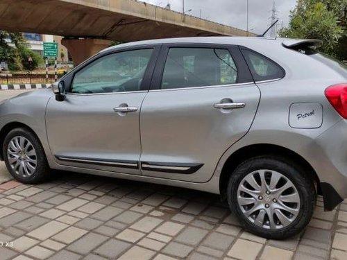 Used 2017 Baleno Zeta CVT  for sale in Bangalore