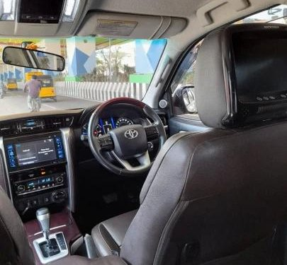 Used 2016 Fortuner 2.8 4WD AT  for sale in Chennai