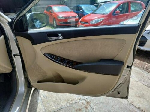 Used 2012 Verna 1.6 SX  for sale in Pune