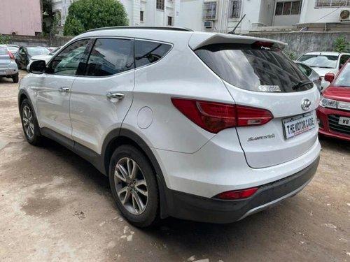 Used 2014 Santa Fe 2WD MT  for sale in Kolkata