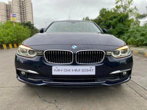 Used 2016 3 Series 320d Luxury Line  for sale in Mumbai
