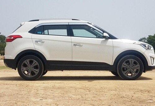 Used 2016 Creta 1.6 CRDi SX Option  for sale in New Delhi