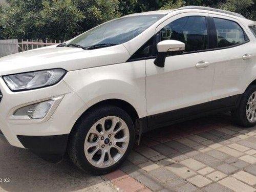 Used 2017 EcoSport 1.5 Petrol Titanium Plus AT  for sale in Bangalore