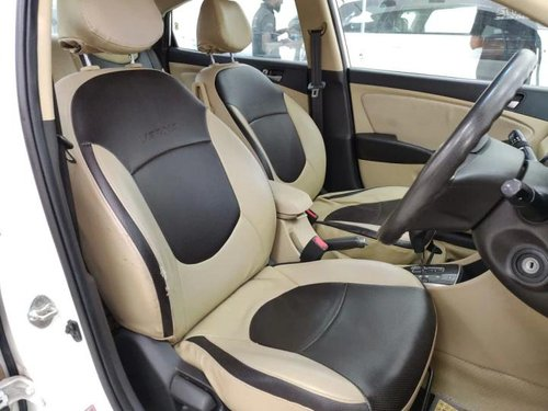 Used 2016 Verna 1.6 CRDi AT SX  for sale in Chennai
